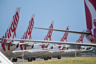 There has been no shortage of private groups interested in acquiring or investing in a restructured Virgin Australia.