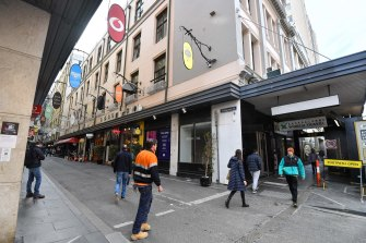 Melbourne's second drug injecting room is expected to be located in the area around Flinders Street and Elizabeth Street.