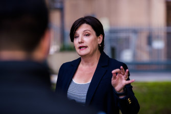 NSW Labor leader Jodi McKay says she is devastated by the loss in the Upper Hunter byelection.