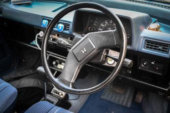 'It's a beast,' says Daniel Paproth of his 1985 Honda City.