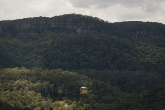 Residents in the Upper River region of Kangaroo Valley have stepped up their fire preparations.