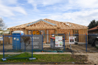Victoria's rapid population growth undoubtedly boosted the housing industry.