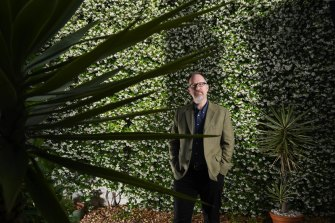 Sydney author Garth Nix has sold more than 6 million books.