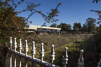 The wide open grounds of Concord RSL and Community Club.