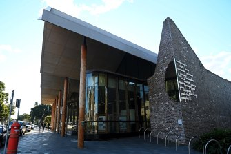 The Marrickville Library is in the running to win an international award for library of the year.