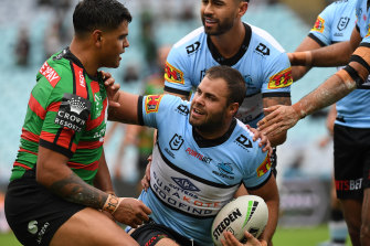 Cronulla captain Wade Graham says money was a secondary issue in players' negotiations with the NRL.