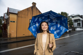 """""""I was the atypical Liberal"""": Deyi Wu was elected as president of the NSW Young Liberals last weekend."""