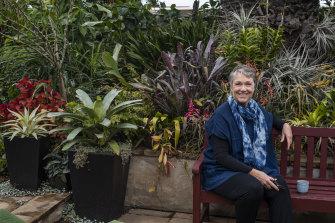 Gardening journalist Robin Powell still struggles to resist buying beautiful plants that aren't suitable for her garden.