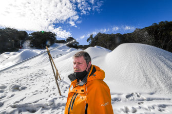 Mount Baw Baw general manager Andrew Tingate said bookings had already been strong for the school holidays.
