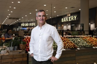 Woolworths chief executive Brad Banducci said the retailer's highest priority since 2019 had been fixing the problems and preventing them from happening again.