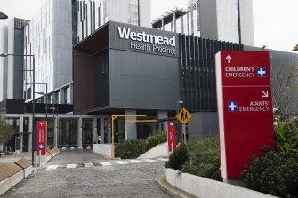 Nurses at Westmead Hospital say its COVID-19 ward is being understaffed.