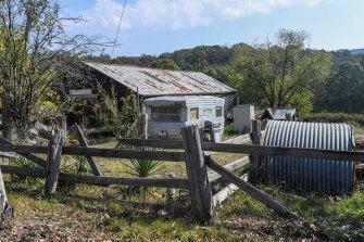 Montsalvat's Christmas Hills property.
