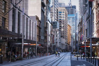 The NSW government, City of Sydney and the business community want to revive the CBD.