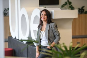 Uber's former general manager for Australia Susan Anderson is taking on the role of global head of Uber for Business.