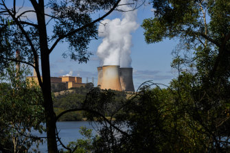 EnergyAustralia announced it would shut its Yallourn power station four years early in 2028.