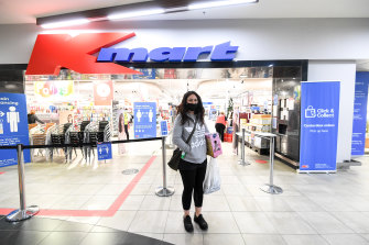 Shoppers flocked to stores opening from midnight.