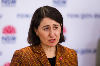 Premier Gladys Berejiklian will outline NSW's long-awaited COVID-19 recovery plan on Thursday.