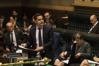 Independent Sydney MP Alex Greenwich says his voluntary assisted dying bill will have co-sponsors from across the political divide.