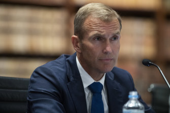 NSW Planning Minister Rob Stokes has paused residential rezonings in Sydney's north-west.