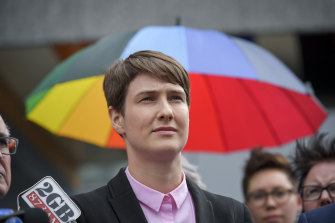Equality Australia's Anna Brown says she is disappointed with the Victorian government's lack of progress