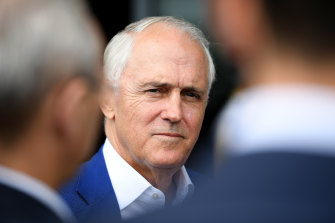 Malcolm Turnbull offers some blunt character assessments.