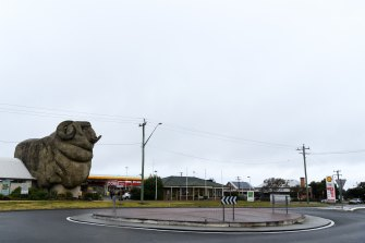 The Goulburn mayor wants restrictions on work travel from Sydney tightened.