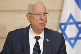 Israeli President Reuven Rivlin must decide how to break Israel's political deadlock.