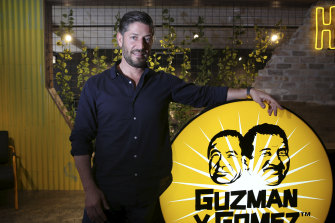 Guzman y Gomez chief executive Steven Marks is not a fan of the fake meat trend.