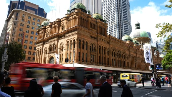 How Sydney almost knocked down the QVB to make way for a car park
