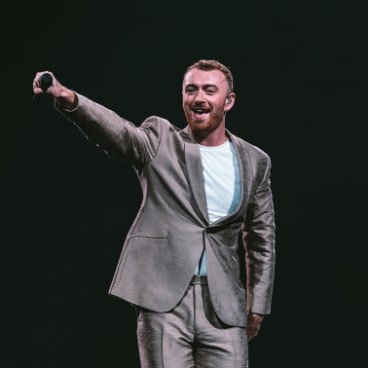 Sam Smith's world tour was warmly welcomed by his Melbourne fans on Tuesday night.
