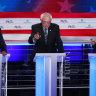 Biggest divide in US Democrats is between the generations