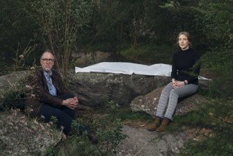Clinical psychologists Ross and Rachel Menzies believe death anxiety lies at the bottom of many mental health conditions.