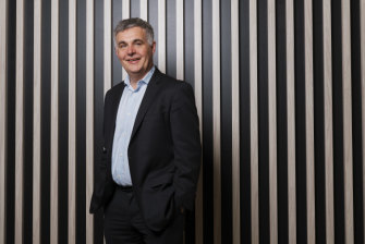 """NBN Co's latest corporate plan is best viewed """"holistically"""", says its chief executive Stephen Rue."""