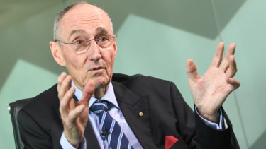 Bond's front, Skase's froth and BHP's biggest deal, David Crawford's seen it all