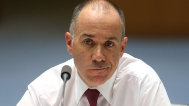 NAB boss Andrew Thorburn announced in November that 6000 existing jobs would go over the next three years.