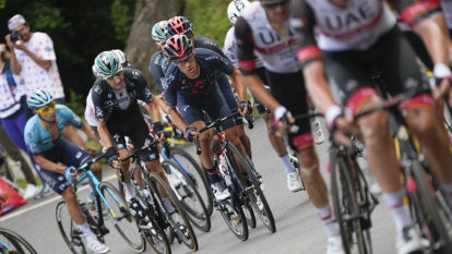 Tight Tour-to-Tokyo turnaround makes Games road race 'a lottery': Porte