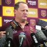Walters says no bad blood with Lockyer after Broncos snub
