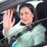 Some reporters don't get to interview Palaszczuk. It's no accident