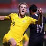 Overseas clubs snap up talent from cash-strapped A-League