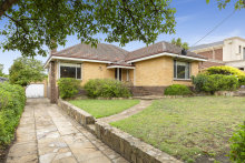 The 2-bedroom house at 47 Outlook Drive, Camberwell, VIC, sold after auction $1.555 million.