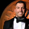 'He still has to prove it one more time': Robinson's Tedesco challenge