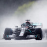 'Not from this world': Rain master Hamilton storms to Styrian GP pole