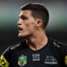 Nathan Cleary re-signs with Panthers until 2024
