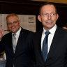 Liberals gather en masse to honour Tony Abbott's 25 years in politics