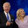 Meet the Bidens, America's new 'first family'