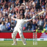 Stokes named Wisden cricketer of the year