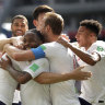 Football's coming home: England dares to dream