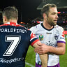 Inside the fallout between NRL greats Smith and Cronk