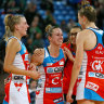 Returning World Cup stars push NSW Swifts beyond Fever