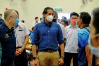 Khairy Jamaluddin has procured 25 million doses of Pfizer for Malaysia to arrive between now and September.